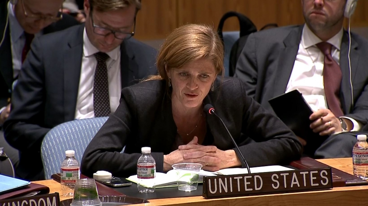 Samantha Power: Hard to Reconcile with Russia