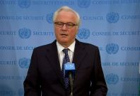 Vitaly Churkin: US Chaperoning Ukraine