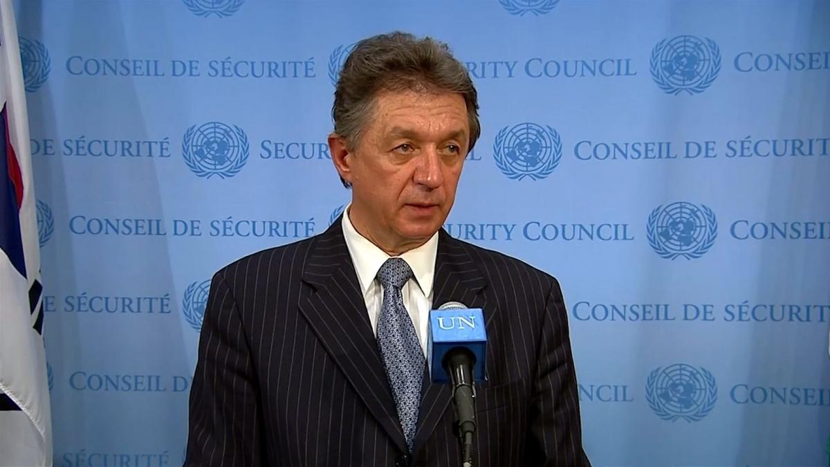 Yuirey Sergeyev: Ukraine Conflict 'Inspired from Outside'