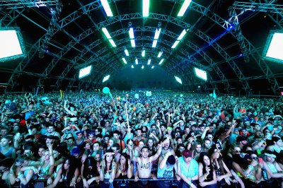 coachella crowds