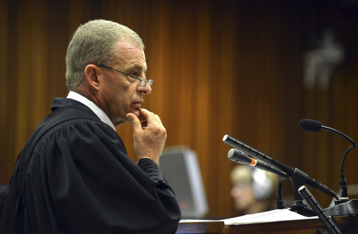 Gerrie Nel went straight for Oscar Pistorius as the Blade Runner began a second week of witness testimony