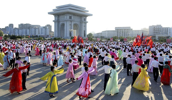 North Korea marathon
