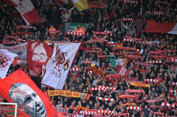 Anfield ticket prices
