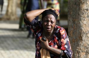 Nigeria Bomb Abuja