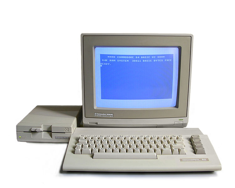 Commodore 64 - a 1980s home computer that some people just can't forget