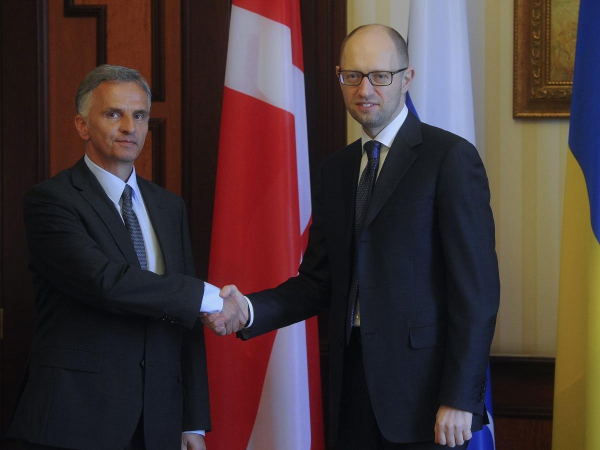 Ukraine Diplomatic Blunder