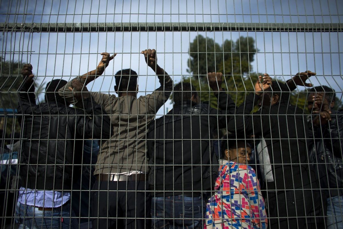 Israel Asylum Seekers