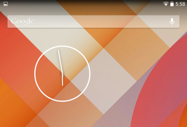 Android 4.5: Leaked Screenshot Hints at iOS 7-Like Redesign for 'Moonshine' Update