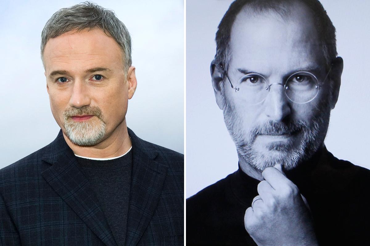 David Fincher Steve Jobs Biopic