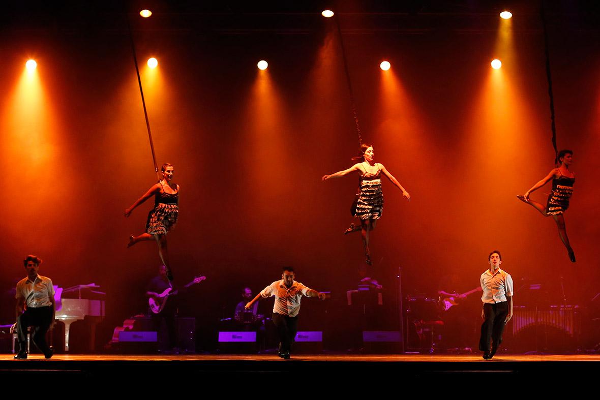 circus dance