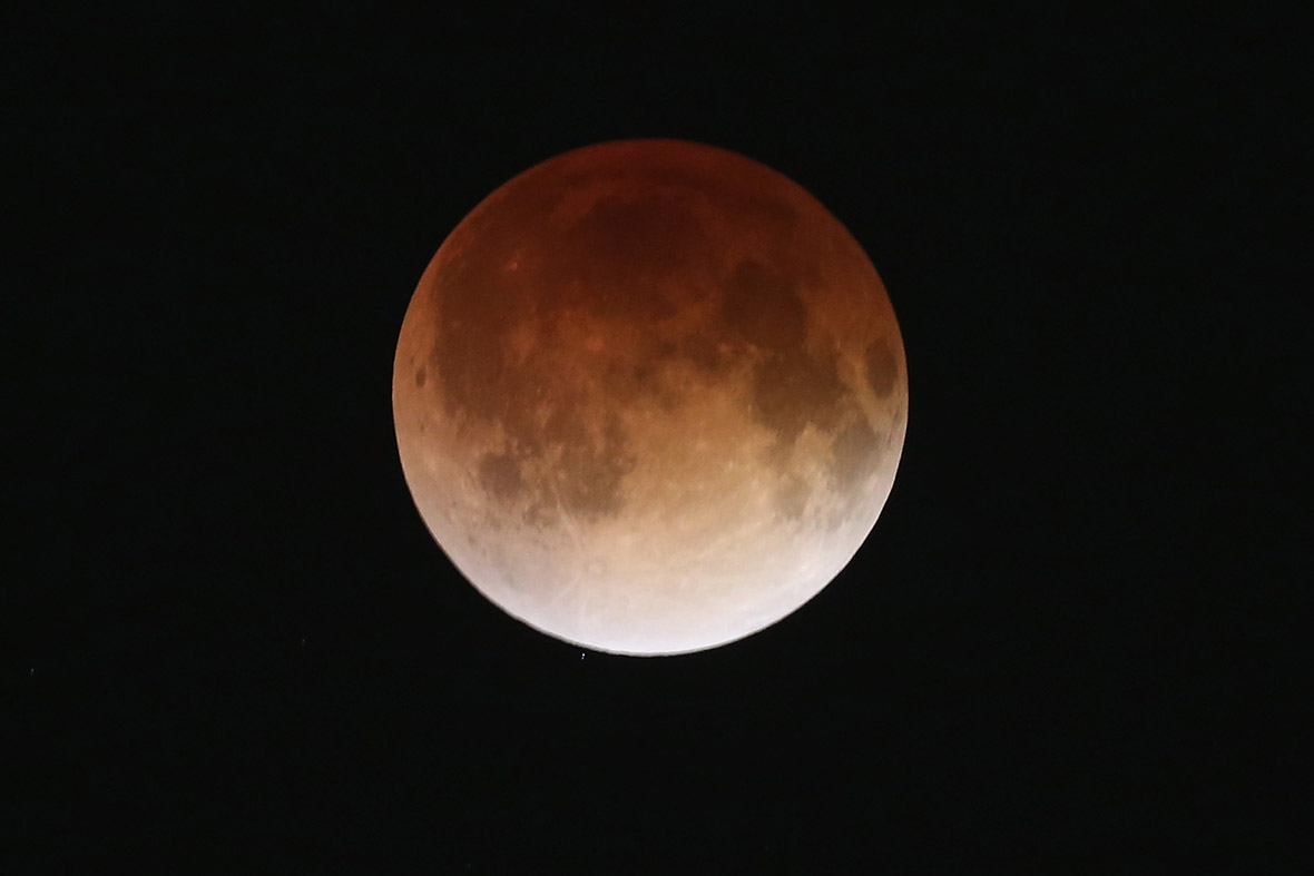 blood moon eclipse miami - photo #2