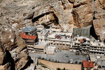 Syria monastery