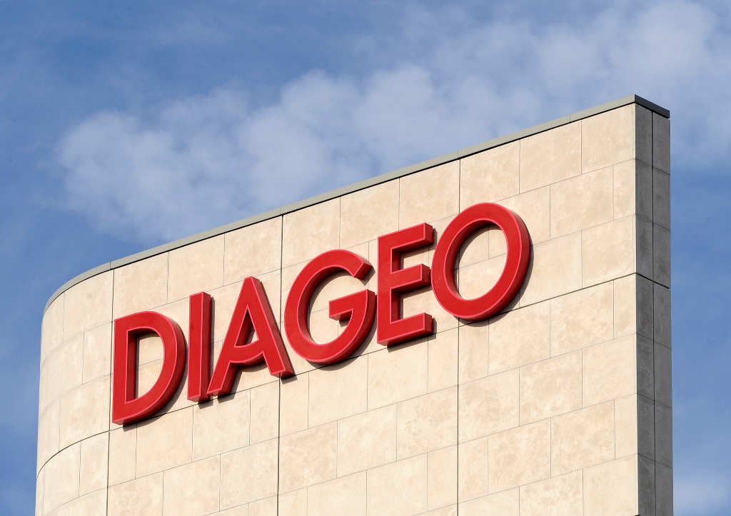 Diageo Signange