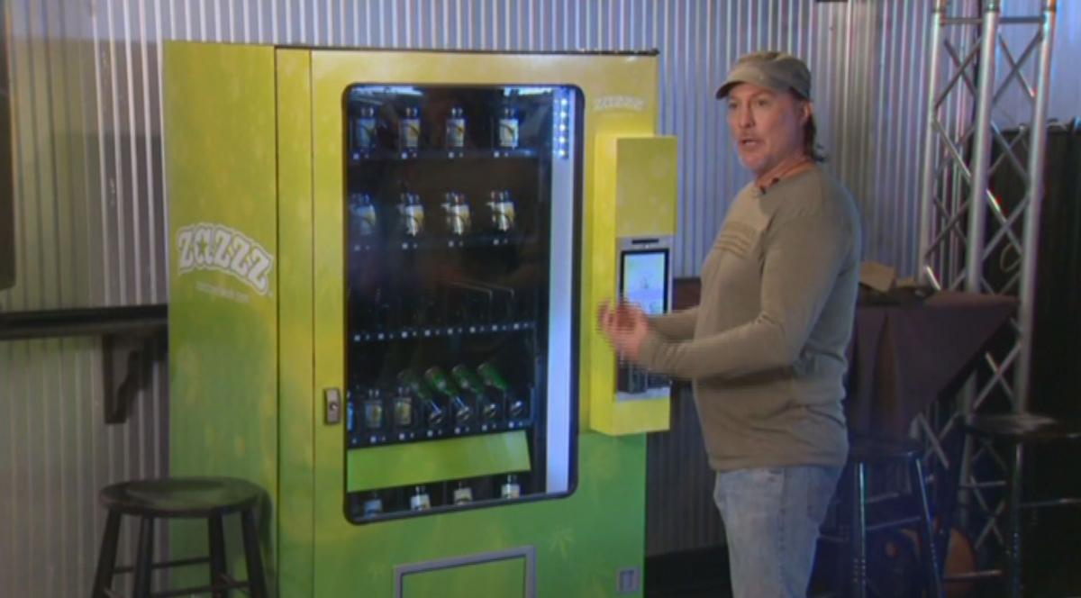 Marijuana Vending Machine Makes Debut in Colorado