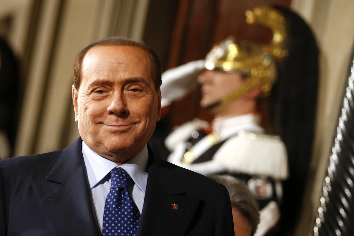 Silvio Berlusconi Tax Fraud Community Service Sentence