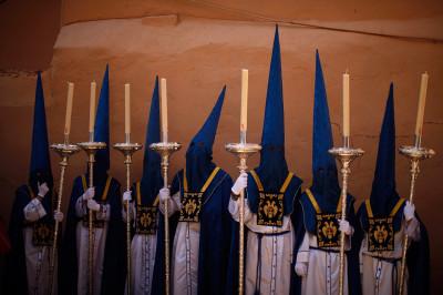 malaga blue
