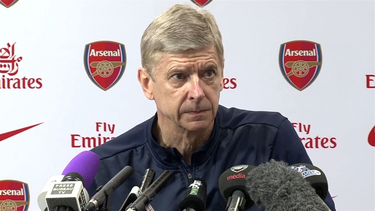 Arsene Wenger: Arsenal Focused on Champions League Qualification