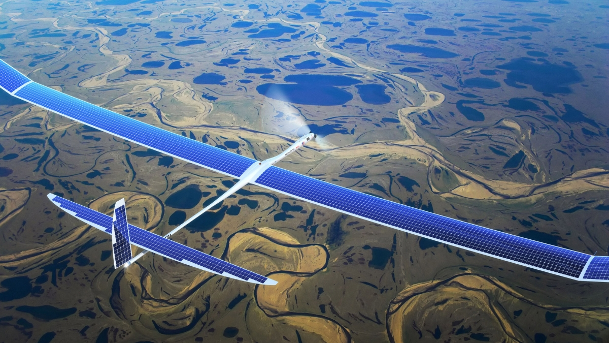 Titan Aerospace has been acquired by Google, but what does the internet giant want unmanned flying drones for?