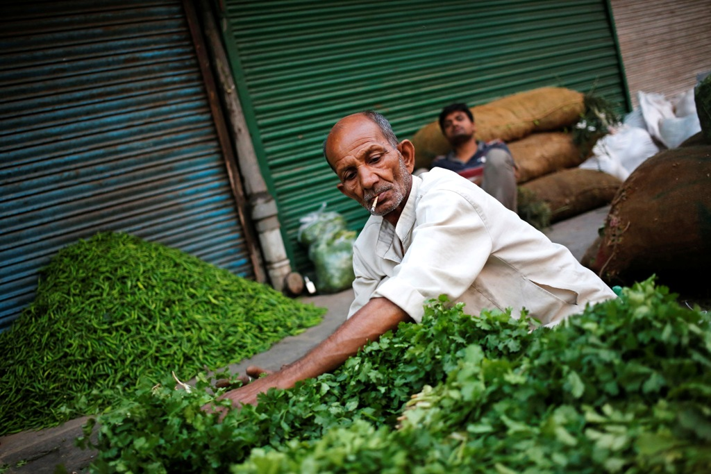 India: Headline Inflation Rate at Three-Month High
