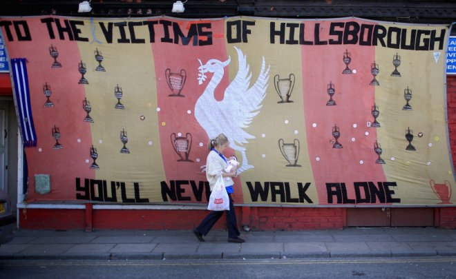 Hillsborough Anniversary Service