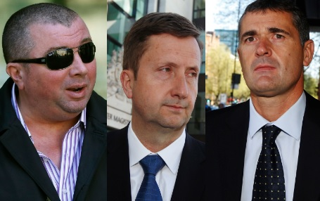 Libor Fixing Scandal: Ex-Icap Brokers Darrell Paul Read, Daniel Martin Wilkinson, Colin John Goodman Granted Bail