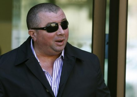 Libor Fixing Scandal: Ex-Icap Broker Daniel Martin Wilkinson coming out of court on 15 April