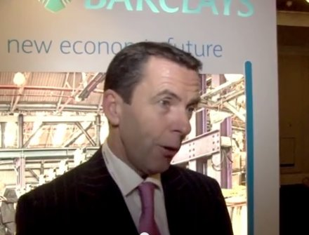 Ian Stuart, the former managing director of corporate banking for UK and Ireland at Barclays
