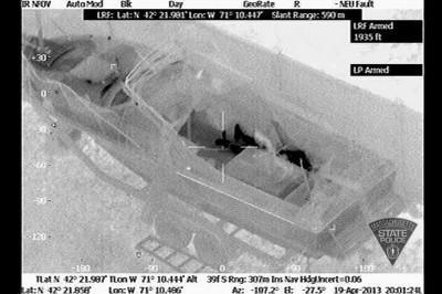 2013 boat infra bed Dzhokhar