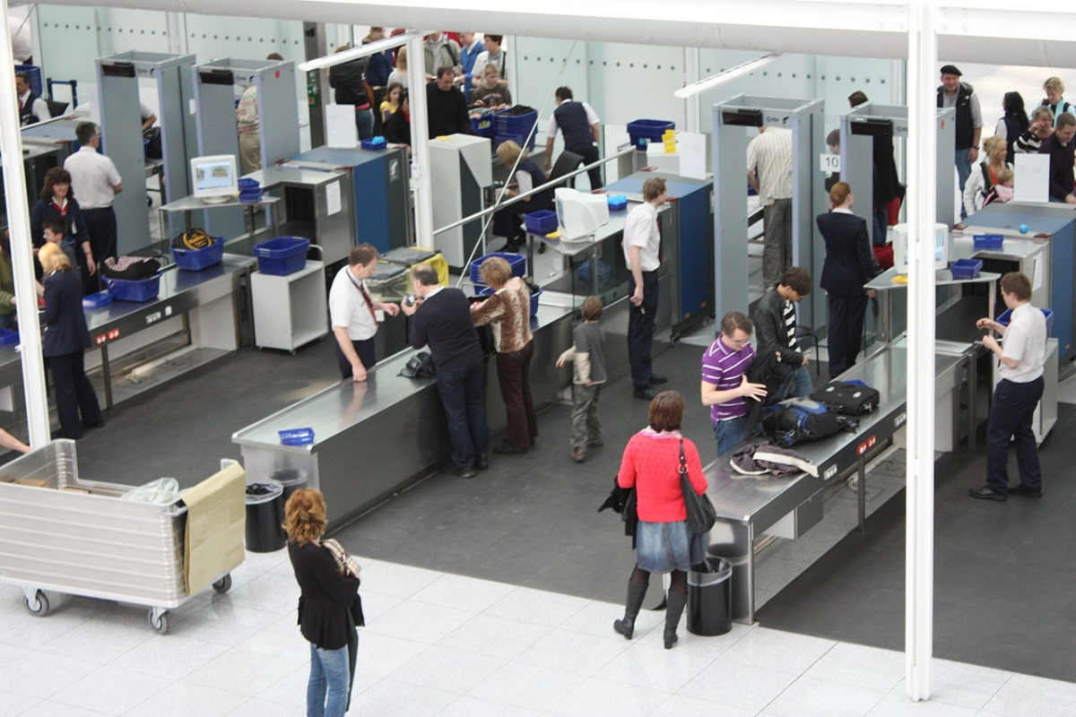an analysis of the topic of the stricter airport security rules When does airport security become a violation of privacy this is an incredible topic when you think about it airport security does violate our privacy.