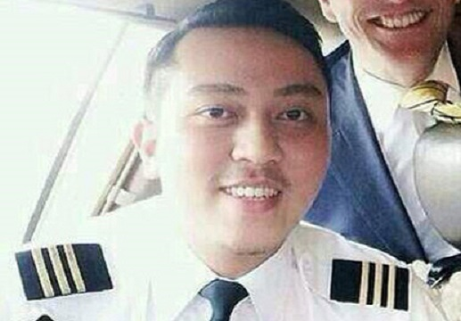 Did Fariq Abdul Hamid (left) make call before disappearance of Malaysia Airlines Flight 370