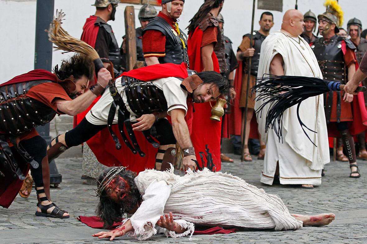 holy flagellation