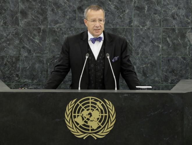 Estonia President