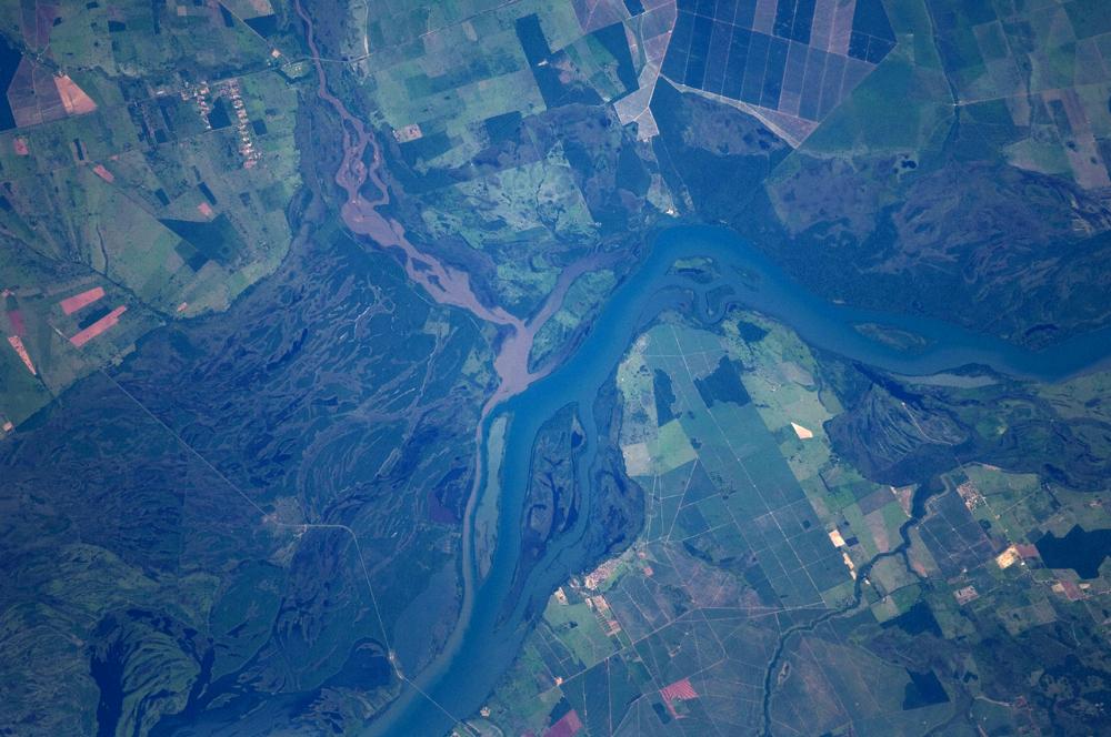 Paraná River Floodplain, Brazil