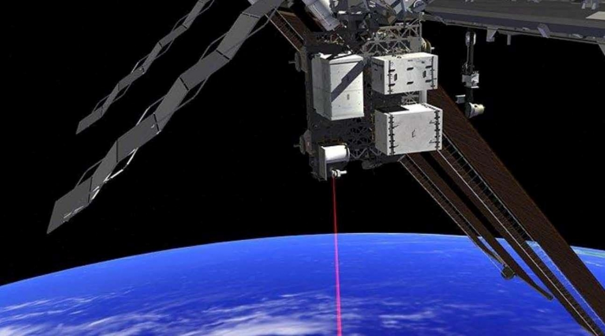 Nasa's OPALS system - transmitting videos from space using laser beams