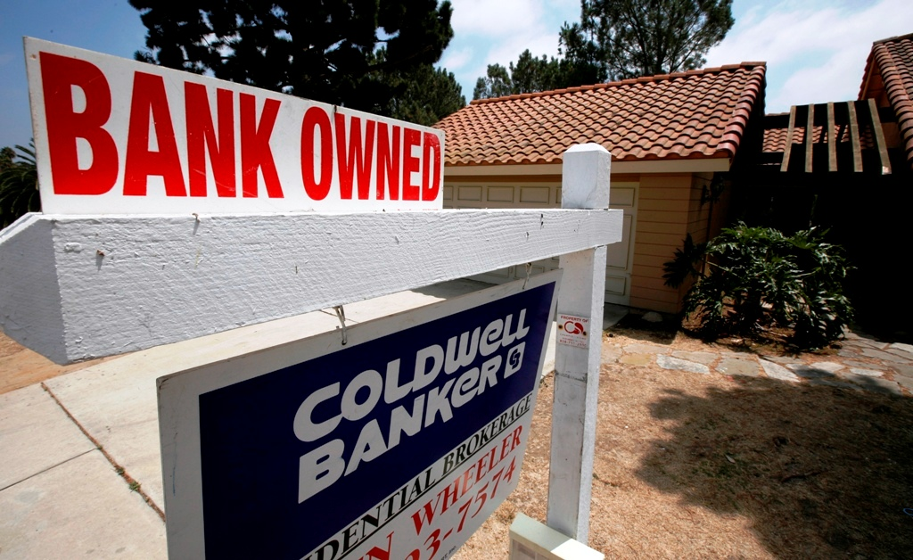 US Housing Bank Owned Homes