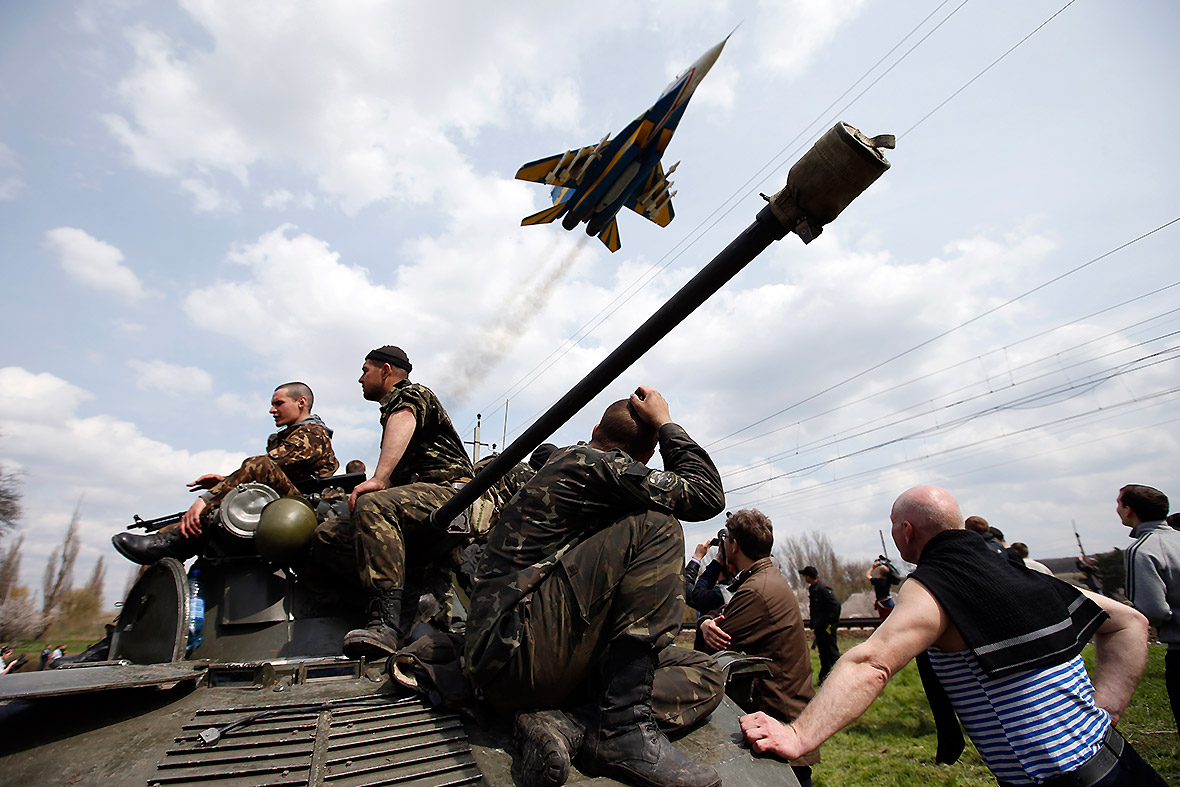 ukraine fighter jet