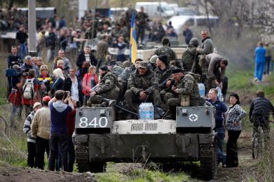 kramatorsk clash