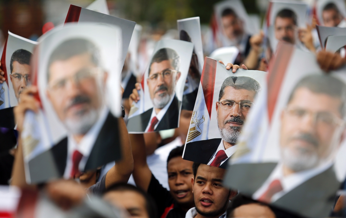Morsi Supporters Detained