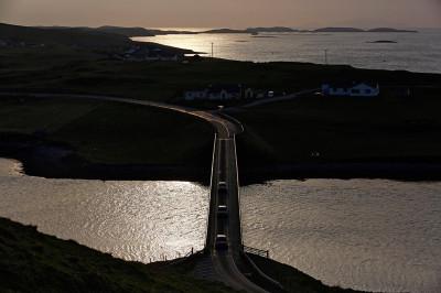 bridge to bressay