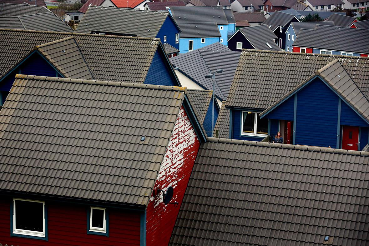 lerwick houses