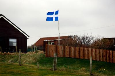 shetland flag