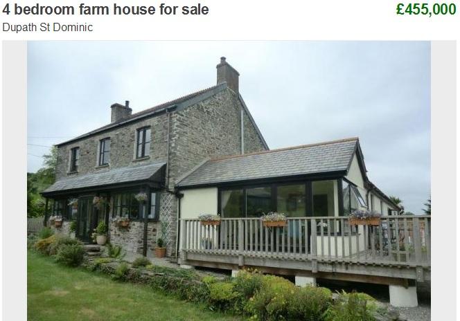 Cornwall cottage