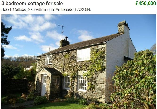 Lake District house