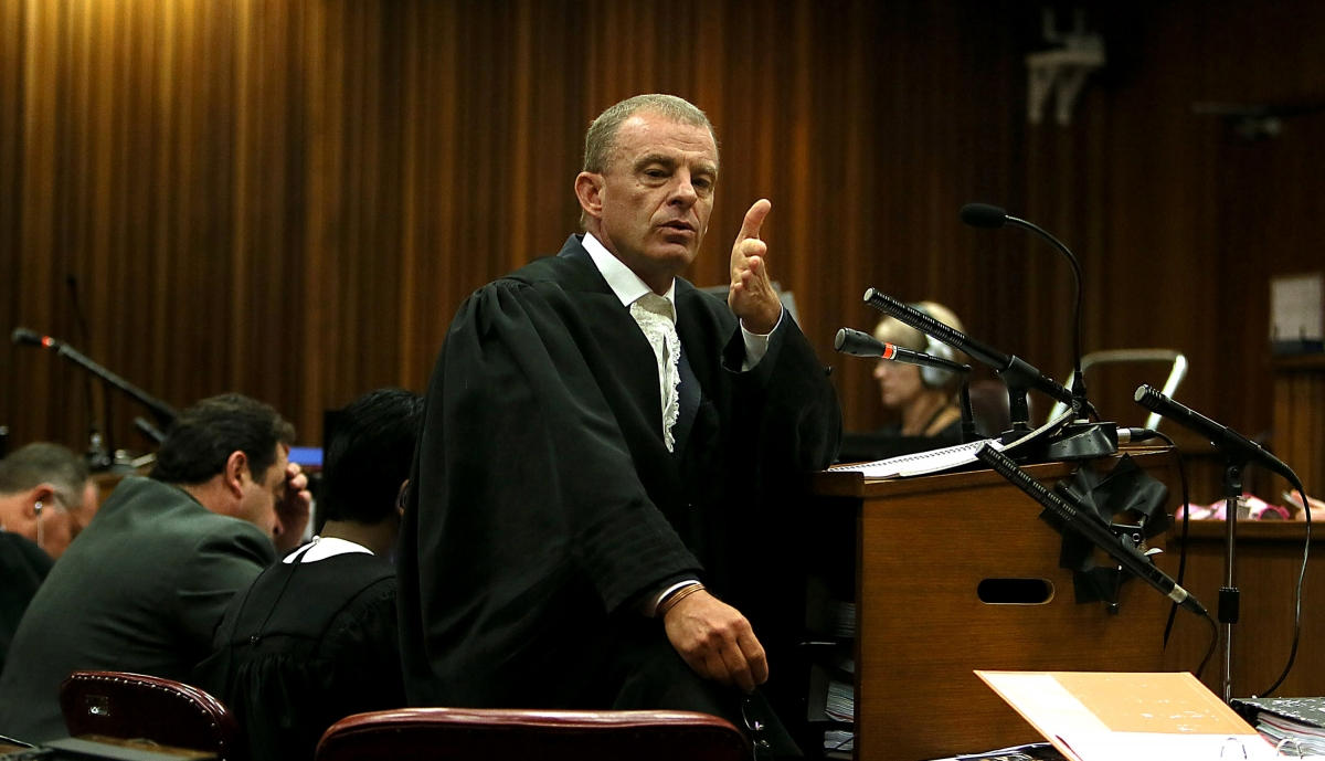 Gerrie Nel accused expert witness Roger Dixon of being