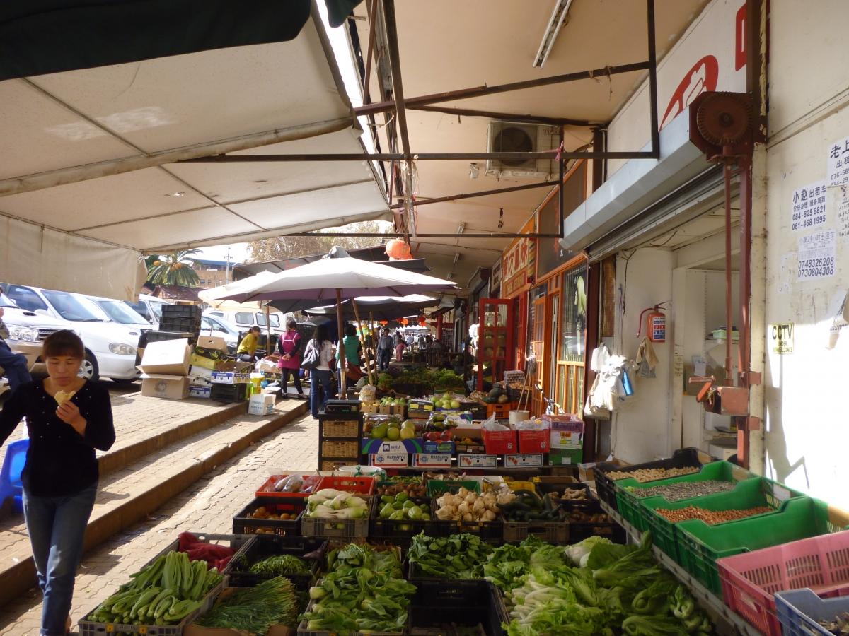 Fresh Asian food in Cyrildene