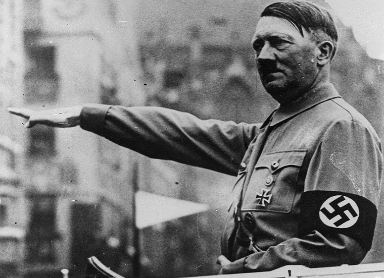 Hitler produced thousands of paintings as a young struggling artist before joining the Bavarian Army at the outbreak of World War I