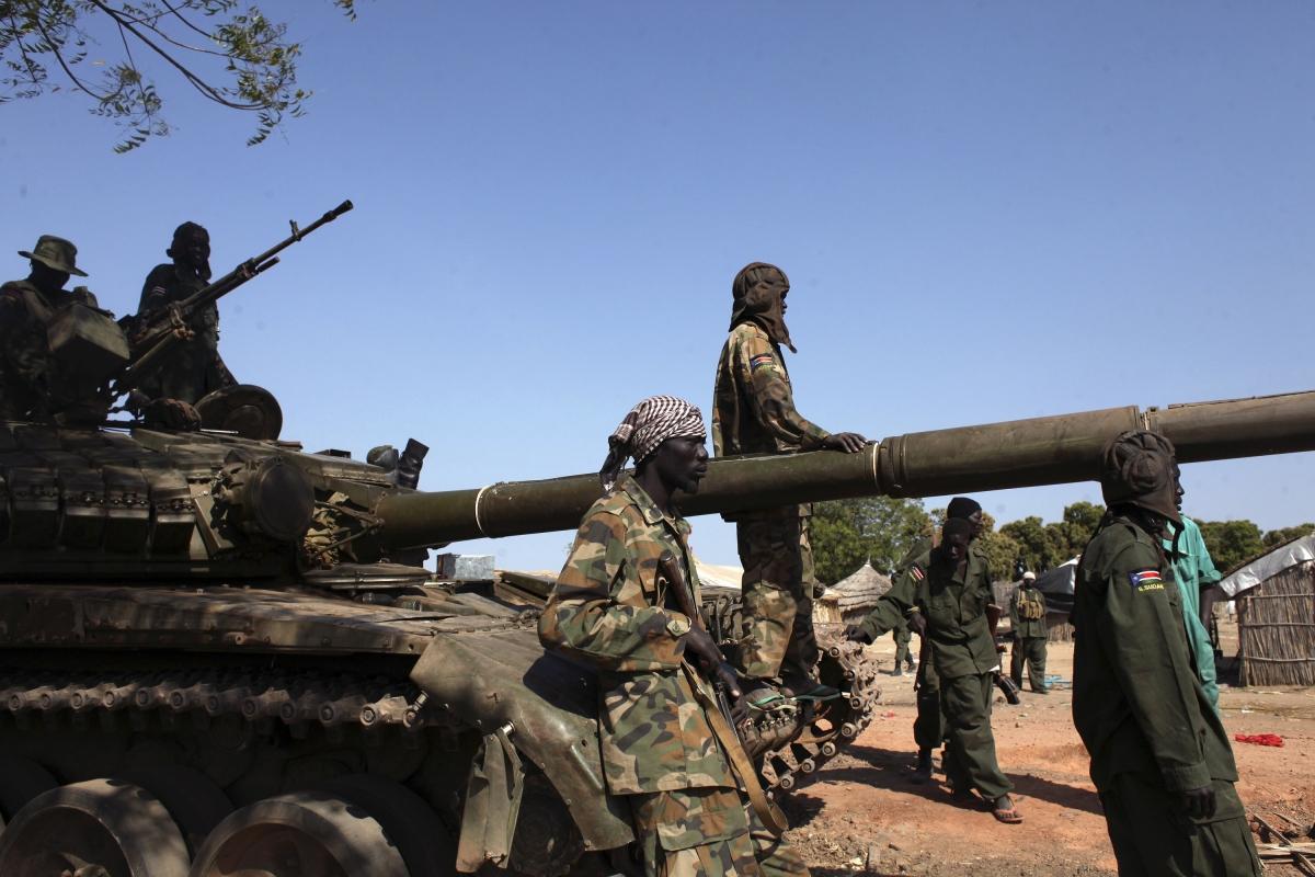 Bentiu South Sudan