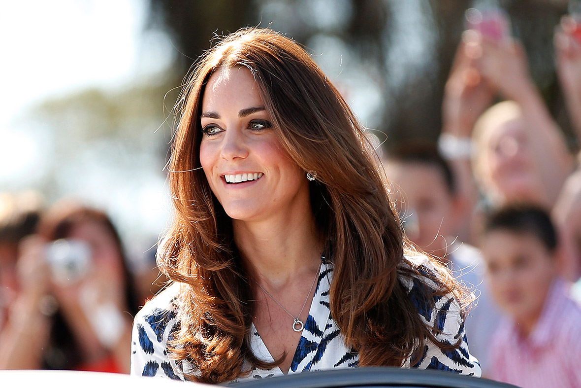 A tabloid has come up with fresh claims that Kate Middleton is expecting her second child, a baby boy.