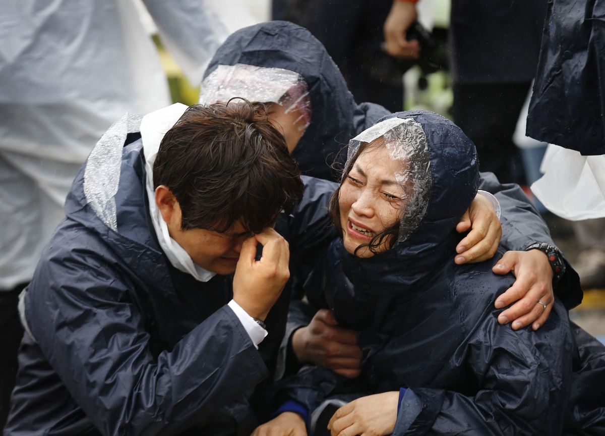 South Korea Ferry Collapse