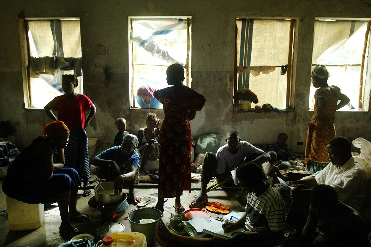 liberia camp